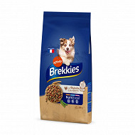 Brekkies multicroc volaille 15kg