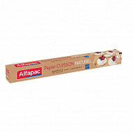 Alfapac papier cuisson naturel 10m x 0.37