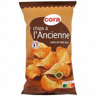 Cora chips à l'ancienne 150g