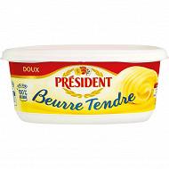Président beurre tendre doux beurrier 250g