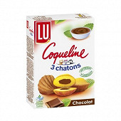 Lu Coqueline chocolat 165g
