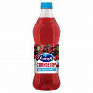 Ocean spray cranberry light 1.25l