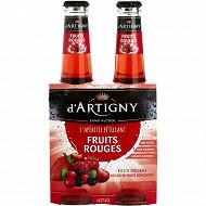D'Artigny fruits rouges 4x27.5cl 0%vol