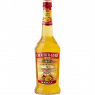 L'Héritier Guyot crème de mangue 70cl 15%vol