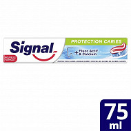 Signal Dentifrice protection caries tube 75ml