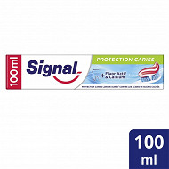 Signal dentifrice protection caries 100ml