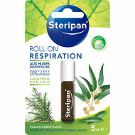 Stéripan roll-on respiration aux huiles essentielles 5ml