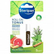 Steripan roll-on tonus aux huiles essentielles 5ml