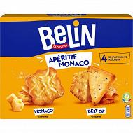Belin crackers assortiment monaco 340g