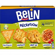 Belin crackers assortisement réception 380g