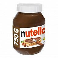 Nutella pot 750g