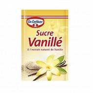 Ancel sucre vanillé 10 sachets 80g