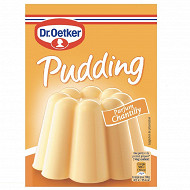 Ancel pudding chantilly 3 sachets 111g