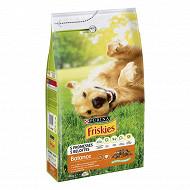 FRISKIES Vitafit Balance Croquettes pour chien adulte au Poulet et Légumes ajoutés - 4 KG