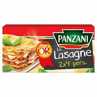 Panzani lasagnes 500g