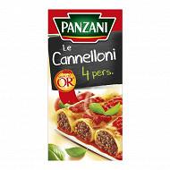 Panzani cannelloni à farcir 250g