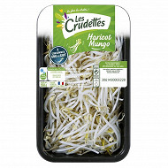 Les Crudettes Pousses de haricot mungo 250g