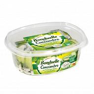 Bonduelle salade de concombres au fromage blanc 300g
