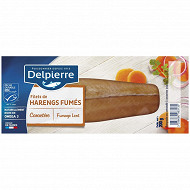Delpierre filets de harengs saurs 200g