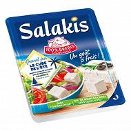 Salakis barquette fromage lait brebis pasteurisé 200g