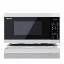 Sharp Micro-ondes grill 25 litres blanc YC-MG51EW