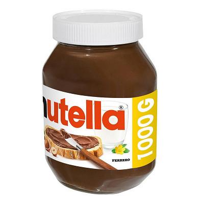 Nutella Nutella pâte à tartiner chocolat pot de 1 kg