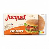 Jacquet géant burger brioche 300g