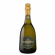 Champagne canard duchene charles vii brut 75cl 12%vol