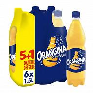 Orangina standard 6x1,5l (5+1 bouteille offerte)