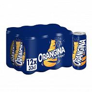 Orangina classique slim boite 12 x 33cl