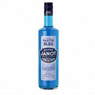 Janot pastis bleu 70cl 45%vol