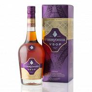 Cognac Courvoisier vsop 70cl 40%vol étui new