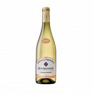 Couvent des visitandines bourgogne chardonnay blanc 75cl 13%vol