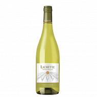 Lichette vin blanc communauté européeenne 75cl 11%vol