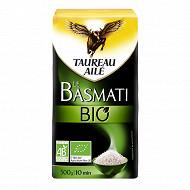 Taureau Ailé riz basmati bio 500g