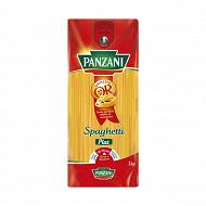 Panzani pâtes fantaisies spaghetti plat cello 1 kilo