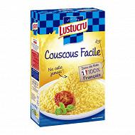 Lustucru semoule de couscous facile 800g