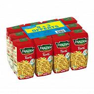 Panzani torti 500g x 9 + 3 paquets offerts