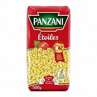 Panzani pâtes étoiles 500g