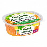 Bonduelle carottes rapées à la moutarde à l'ancienne 300g