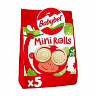 Minibaby miniroulés filet x 5 85g