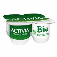 Activia bio nature 4x125g