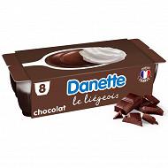 Danette le liégeois chocolat 8x100g