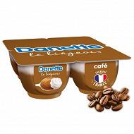 Danette le liégeois café 4x100g