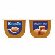 Danette caramel salé 4x125g