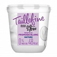 Danone Taillefine spécialité laitière au fromage blanc nature 0% 850g