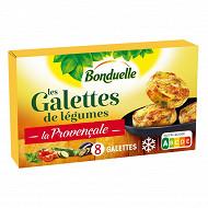 Bonduelle galettes légumes du soleil et pommes de terre 300g
