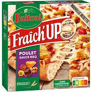 BUITONI FRAICH'UP pizza surgelée Poulet Barbecue 600g