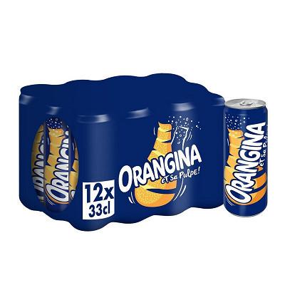 Orangina Orangina classique slim boite 12 x 33cl