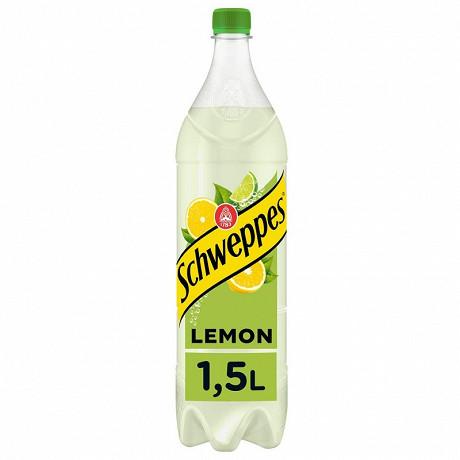Schweppes lemon pet 1.5l
